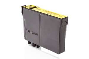 Compatible Yellow EPSON C13T12944011 Ink Cartridge