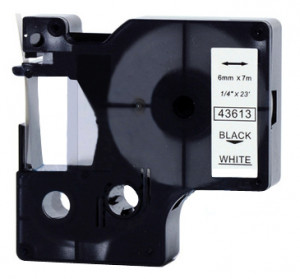 Compatible DYMO D43613 Labels
