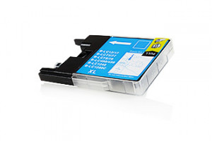 Compatible Cyan  BROTHER LC1280XLC Ink Cartridge