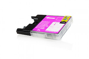 Compatible Magenta BROTHER LC1280XLM Ink Cartridge