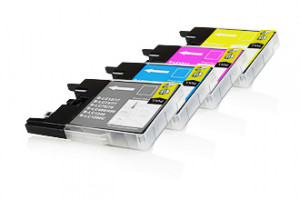Compatible BROTHER MULTIPACK LC1280XLMP Ink Cartridge