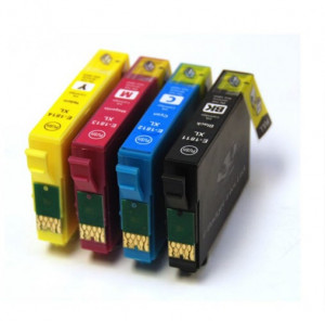 Compatible High Capacity 4 Colour Epson T1295 Ink Cartridge Multipack