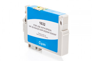 Compatible Cyan 16XL EPSON T1632 Ink Cartridge