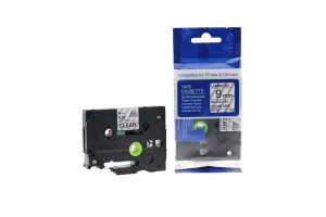Compatible BROTHER TZE121 Labels