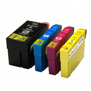 Multipack of Compatible Epson 27XL Ink Cartridges