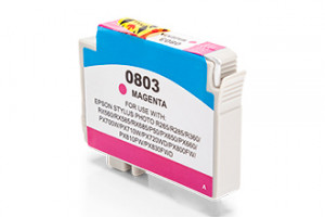 Compatible EPSON C13T080340 Ink Cartridge