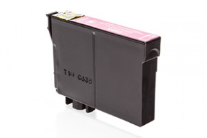Compatible Magenta EPSON C13T12934011 Ink Cartridge