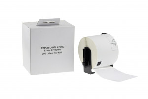 Compatible BROTHER DK11202 Labels