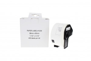 Compatible BROTHER DK11208 Labels