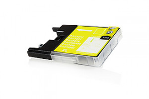 Compatible Yellow BROTHER LC1280XLY Ink Cartridge