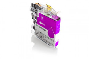 Compatible Magenta  Brother LC223M  550 Page Yield