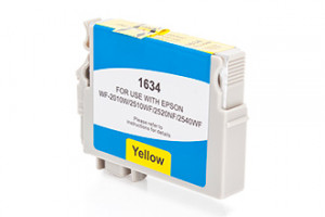 Compatible Yellow EPSON 16XL T1634 Ink Cartridge