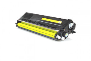 Compatible BROTHER TN325Y Laser Toner