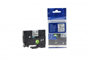 Compatible BROTHER TZE221 Labels